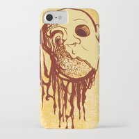 doll iPhone & iPod Cases featuring Doll by Julian Tavormina