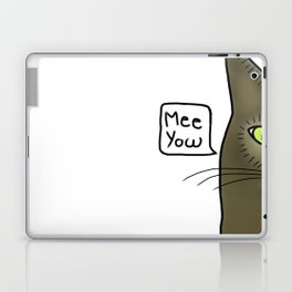 Mee Yow Laptop & iPad Skin