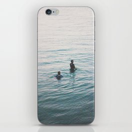 the suits iPhone Skin