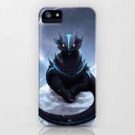 Ice Dragon iPhone Case