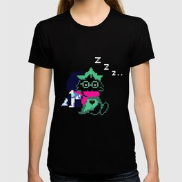 Ralsei and Kris Delta Rune T-shirt