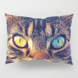 cat Friday #cat #cats #animals Pillow Sham