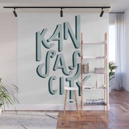 Kansas City Shadow Wall Mural