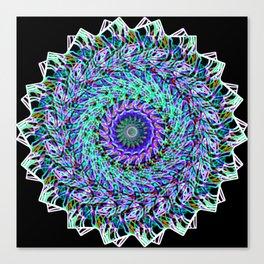 Mandala 24 Canvas Print