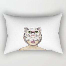 Masked Avenger Rectangular Pillow