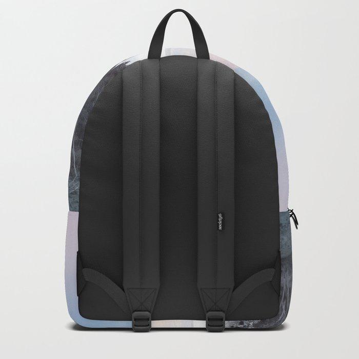 Landscape & Clouds II Backpack