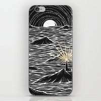 lighthouse iPhone & iPod Skins featuring Lighthouse by barmalisiRTB