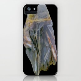 Chopstix Agate iPhone Case