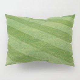 Play Ball! - Freshly Cut Grass - For Bar or Bedroom Pillow Sham