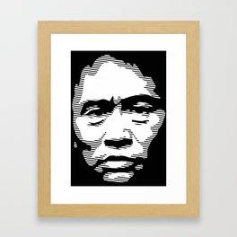Hamada Framed Art Print