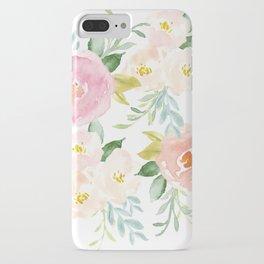 Floral 02 iPhone Case