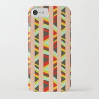 tribal iPhone & iPod Cases featuring tribal by sylvie demers