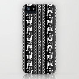 Llamas iPhone Case