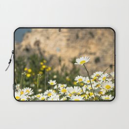 Spring Camomile Laptop Sleeve