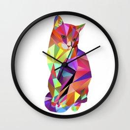 Alfonso the Cat - Karl Kater Wall Clock