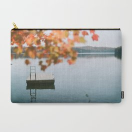 lake side view  Carry-All Pouch