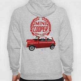 Classic Mini Cooper Hoody