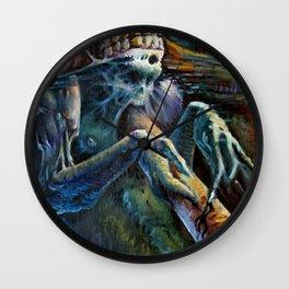 Bong Crunch Wall Clock