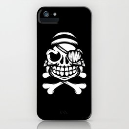 Jolly Pirate iPhone Case