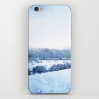 blanket iPhone & iPod Skins featuring Blanket by Astrid Ewing