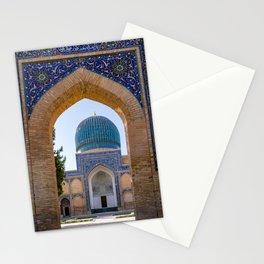 Timur mausoleum - Samarkand Stationery Cards