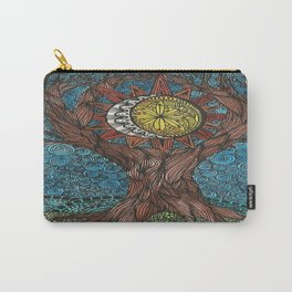 WORLD TREE Carry-All Pouch