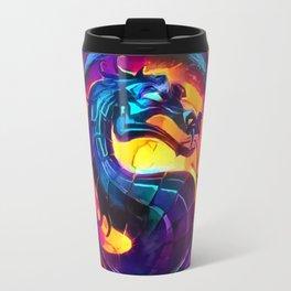 Mortal K.O. Travel Mug
