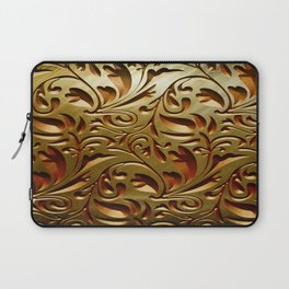 Scroll Texture Laptop Sleeve