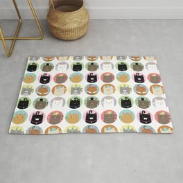 Kitty Yearbook Rug