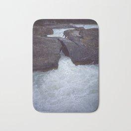 Kicking Horse River Yoho Bath Mat