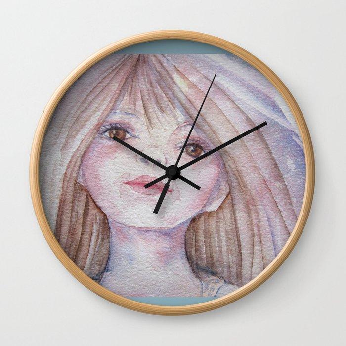 Marisol Wall Clock