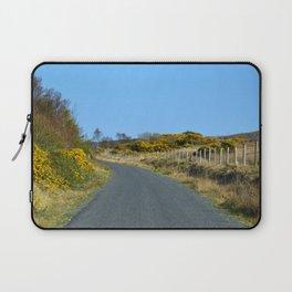 Road to Ladies Brae Laptop Sleeve