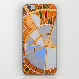 The cities of the moon iPhone Skin