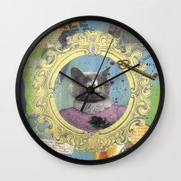 """Priscilla """"Pippi"""" Durant Wall Clock"""