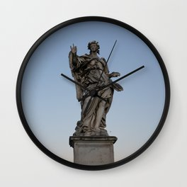 For Those About To Rock Wall Clock