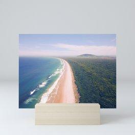 Seven Mile Beach | Australia  Mini Art Print