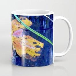 Summer Sky is touching Water Ground Coffee Mug