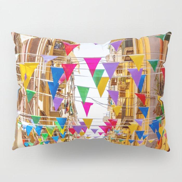 Naples, Italy Pillow Sham