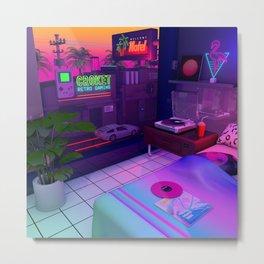 Room 84 Metal Print