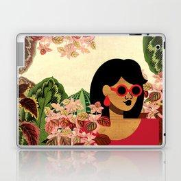 Bayou Girl I Laptop & iPad Skin