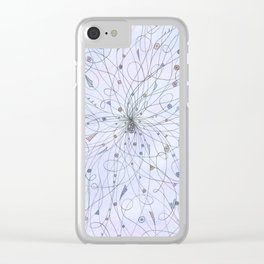 Anatomy of a Raindrop Clear iPhone Case