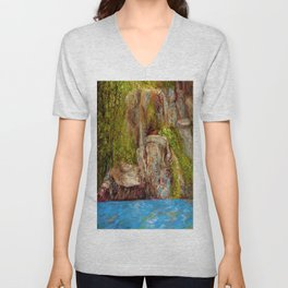 Chimney Rock Unisex V-Neck