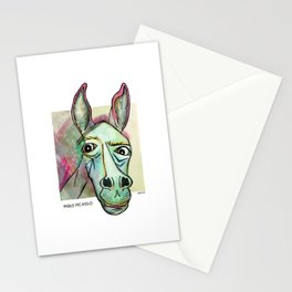 Pablo Pic-Ass-O Stationery Cards
