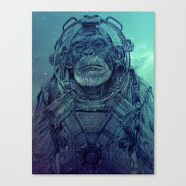 Apex-XIII: Mission I Canvas Print