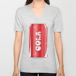 Cola Unisex V-Neck