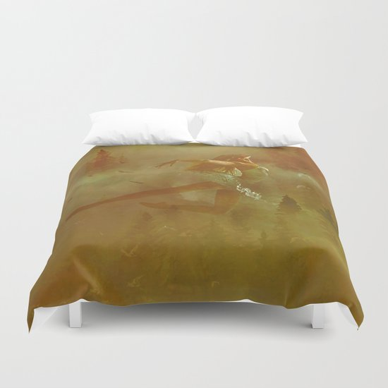 When I dream Duvet Cover