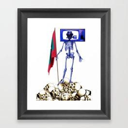 Maldives: The Sunny Side of Life Framed Art Print