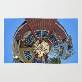 Planet Oxnard Harbor Houses Rug