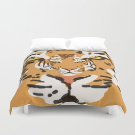 2Tigers Duvet Cover