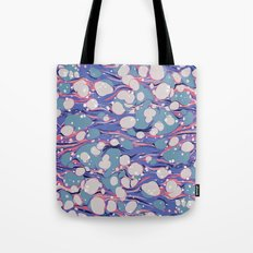 Hip Hop Urban Vintage Abstract Graphic Pattern Pepe Psyche Tote Bag